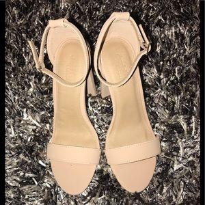 Charlotte Russe Chunky Heels